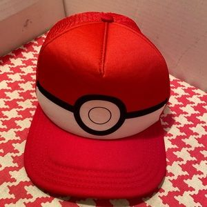 Pokemon Baseball Hat
